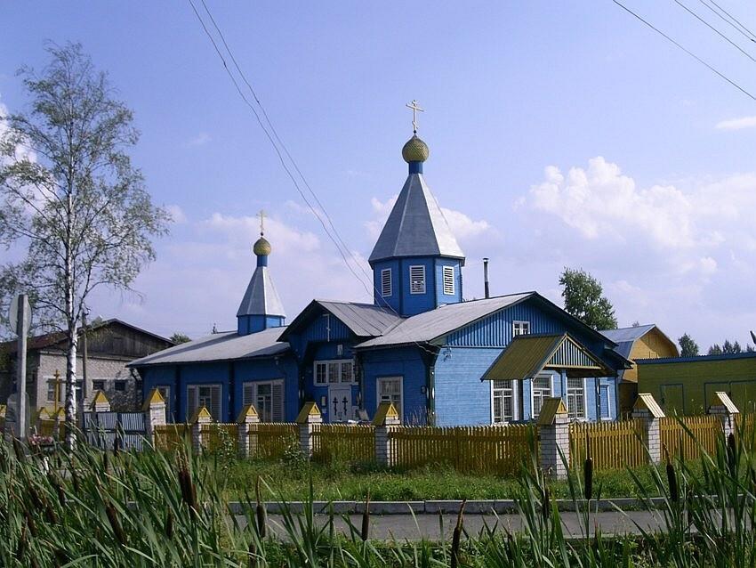 Храм Преподобного Серафима Саровского, Коноша