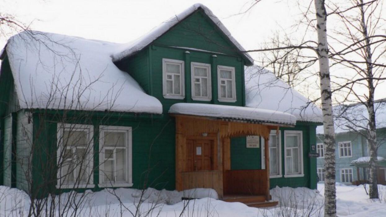 Коношский районный краеведческий музей, Коноша