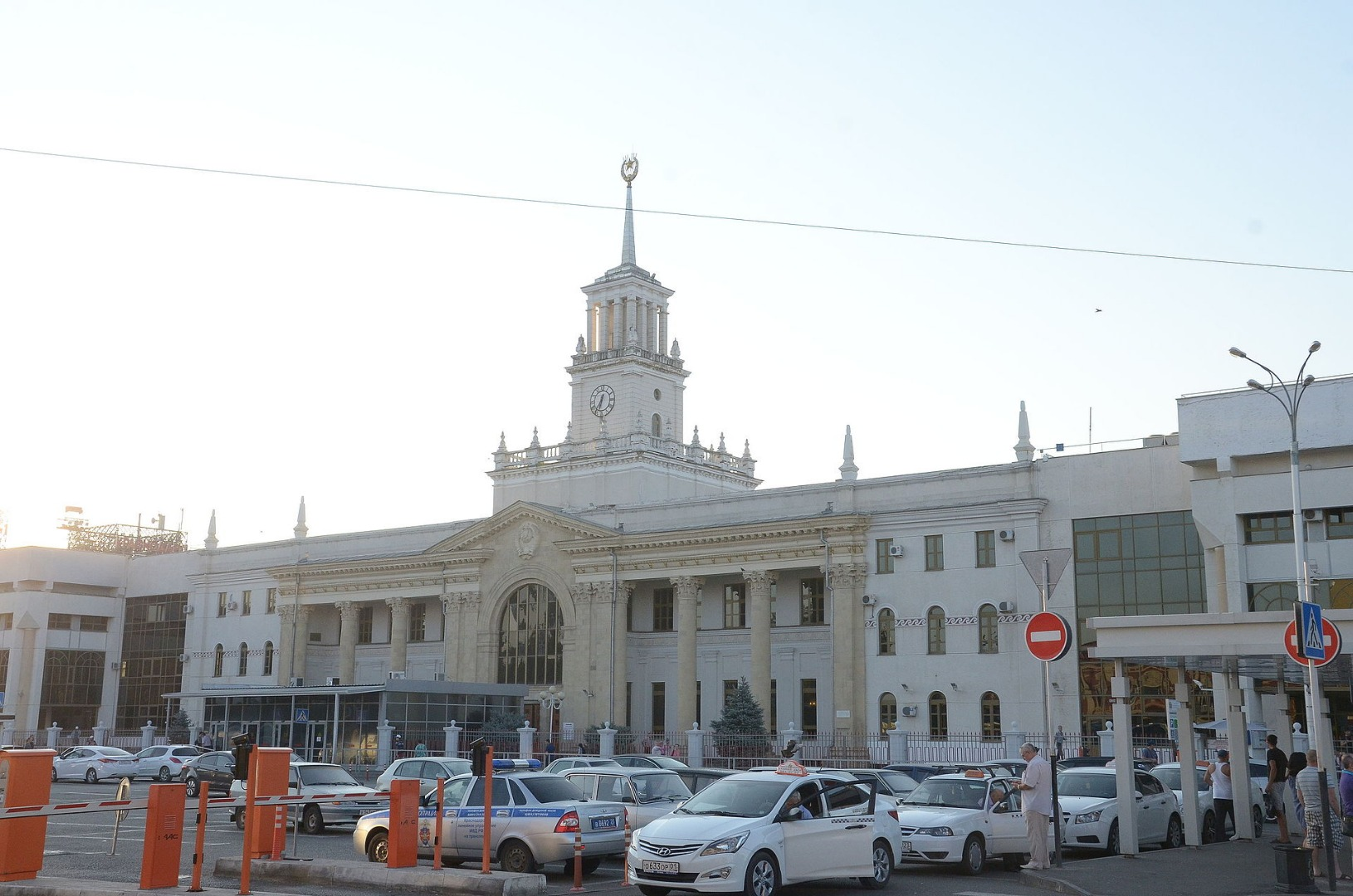 Железнодорожный вокзал Краснодар-1, Краснодар