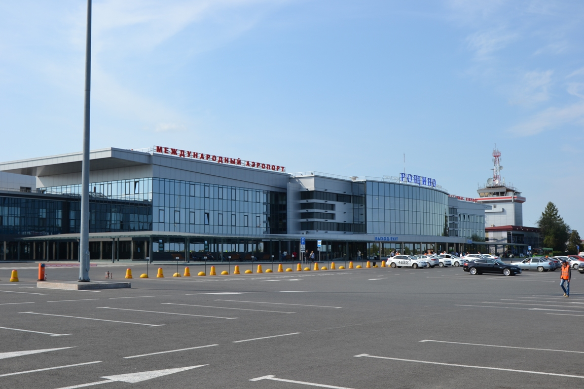 Международный аэропорт Тюмень (Рощино), Тюмень