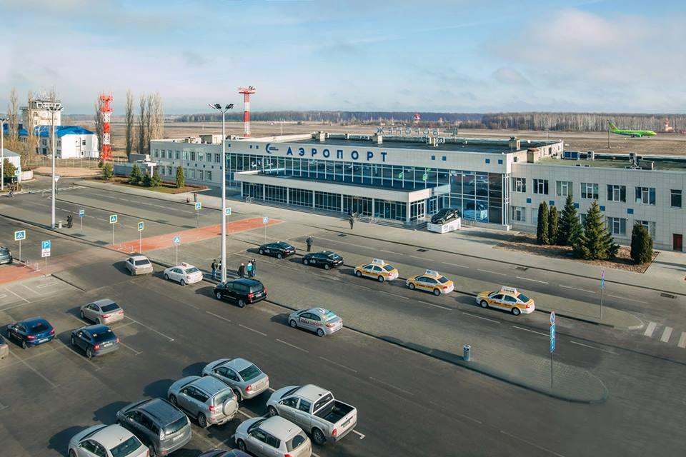 Международный аэропорт Воронеж (Чертовицкое), Воронеж