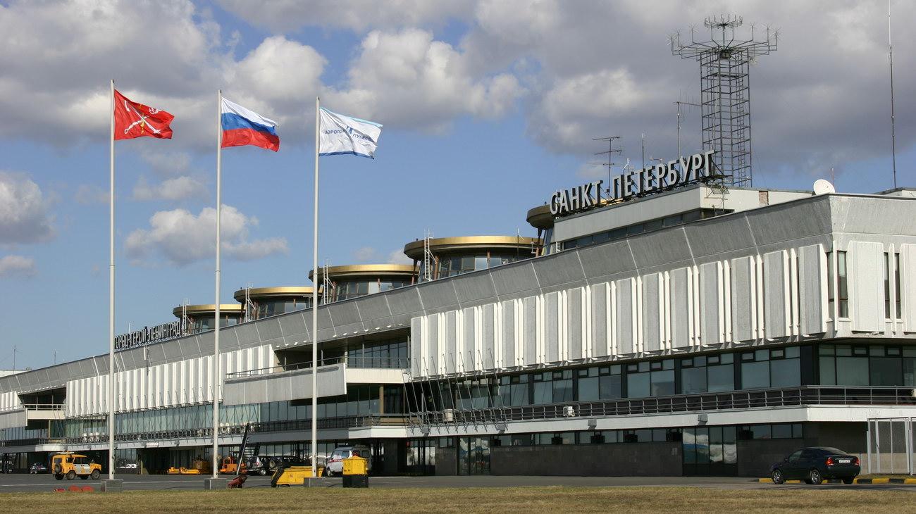 Международный аэропорт Санкт-Петербург (Пулково), Санкт-Петербург