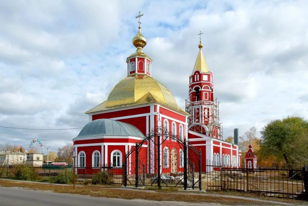 Церковь святых Бориса и Глеба, Борисоглебск