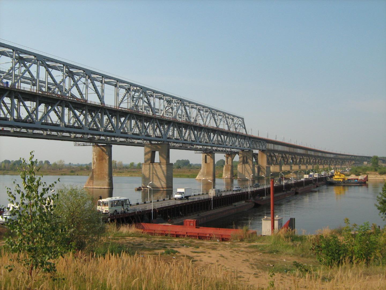 Борские Мосты, Бор