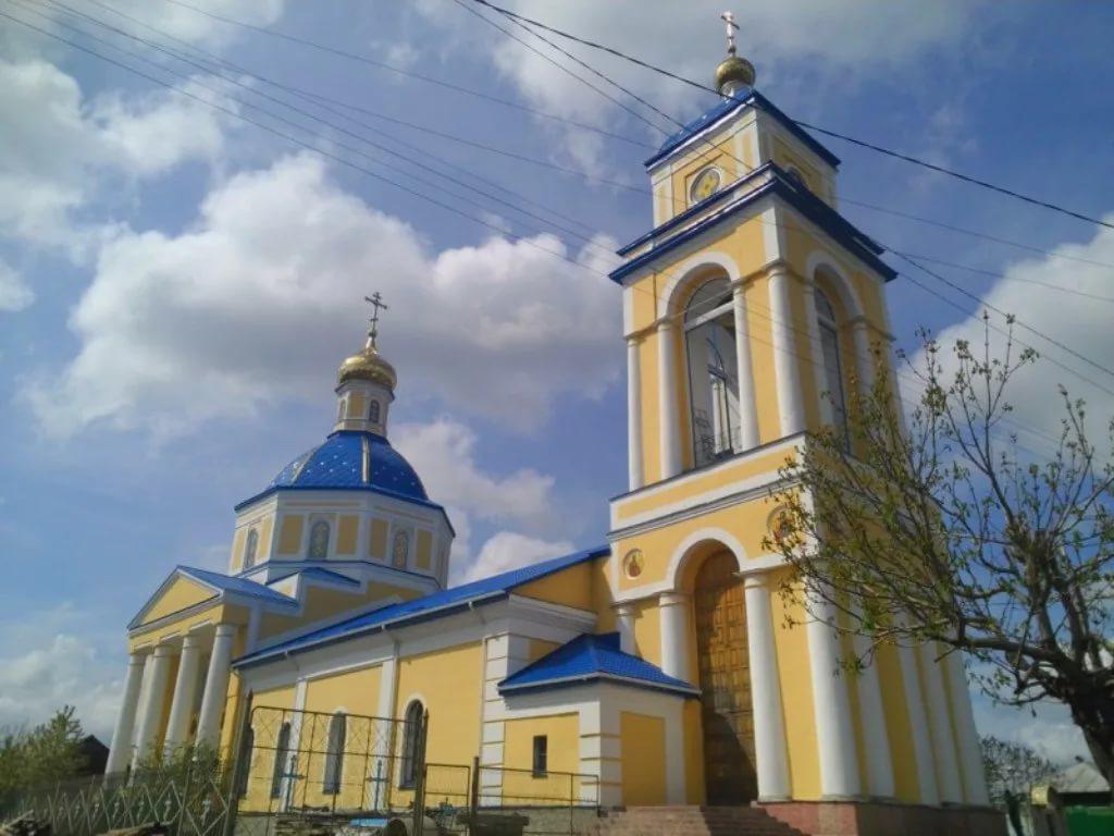 Церковь Казанской иконы Божией Матери, Борисоглебск