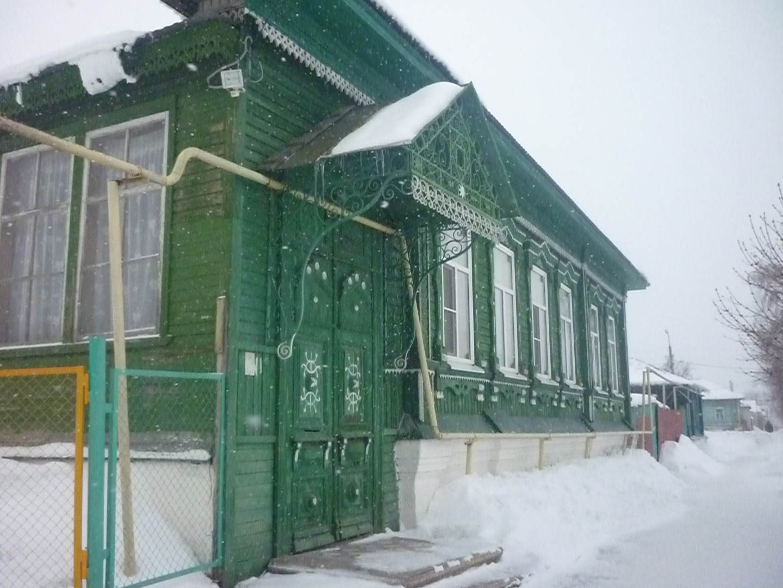 Здание детского сада №3, Борисоглебск