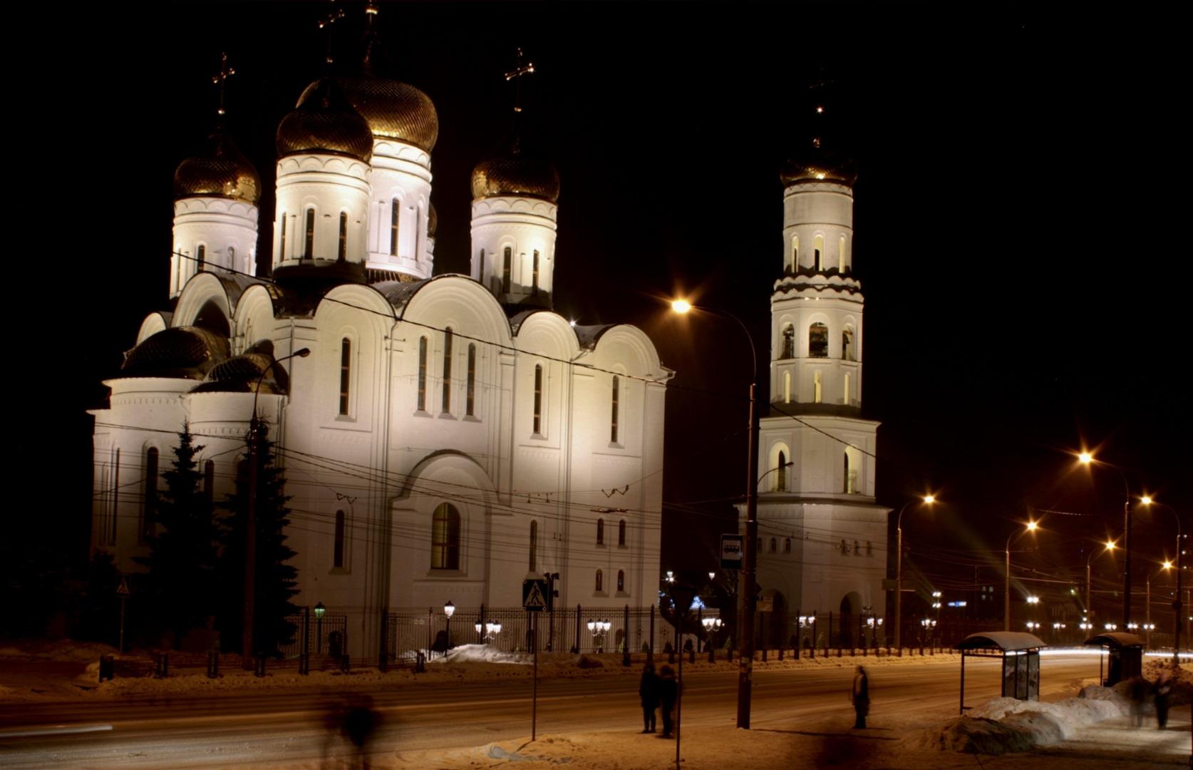Брянский кафедральный собор во имя Святой Троицы, Брянск