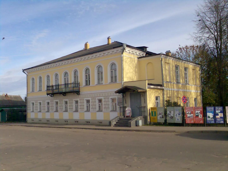 Музей уездного города, Валдай