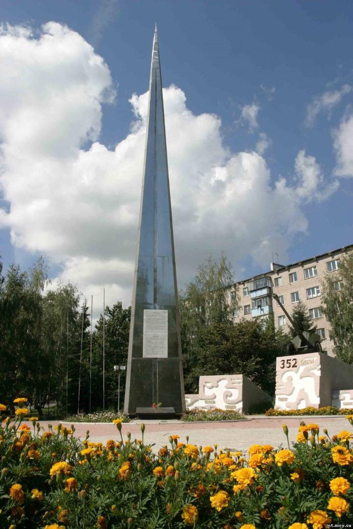 Мемориальный комплекс 352-й Оршанской дивизии, Бугульма