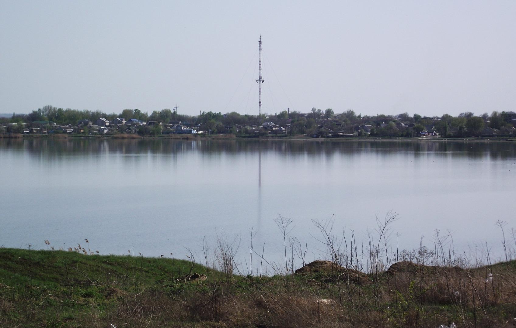Озеро Буйвола, Буденновск