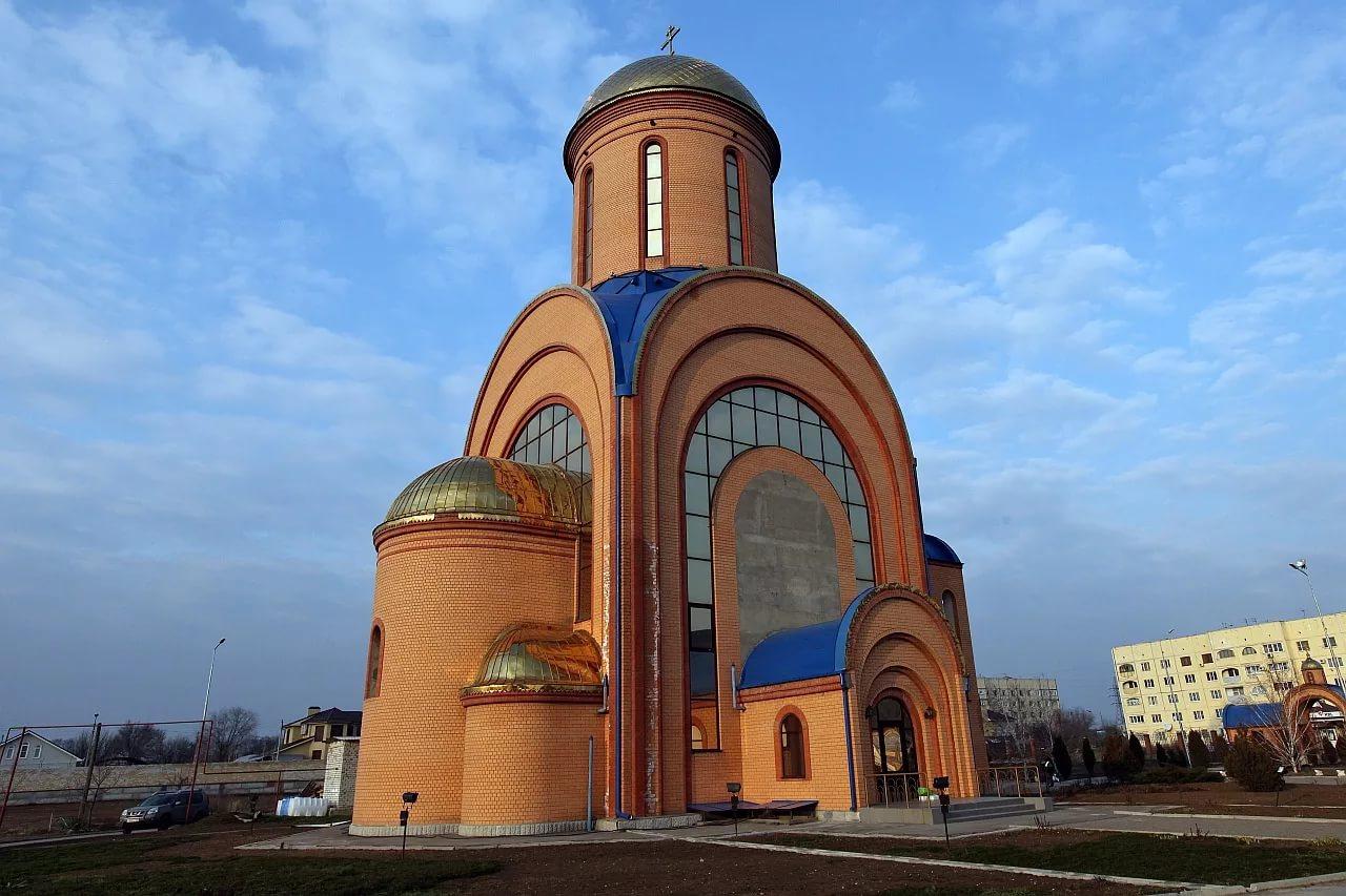 Храм Воскресение Словущее, Буденновск