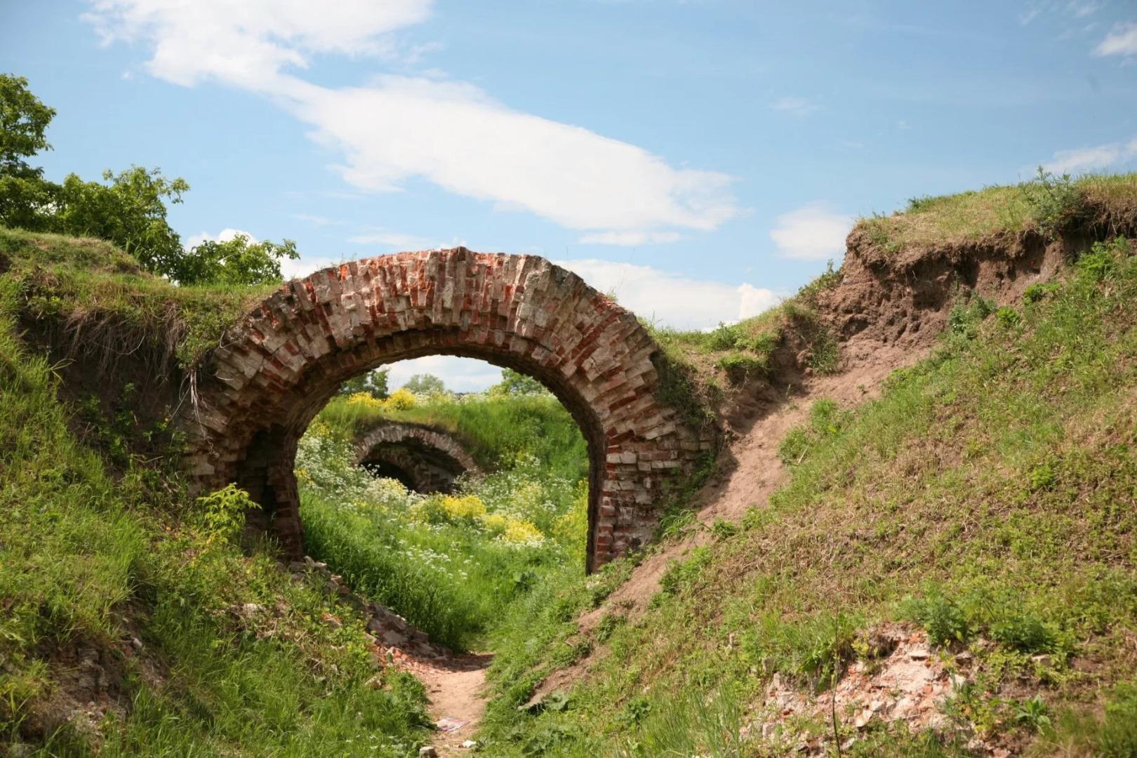 Остатки Великолукской крепости, Великие Луки