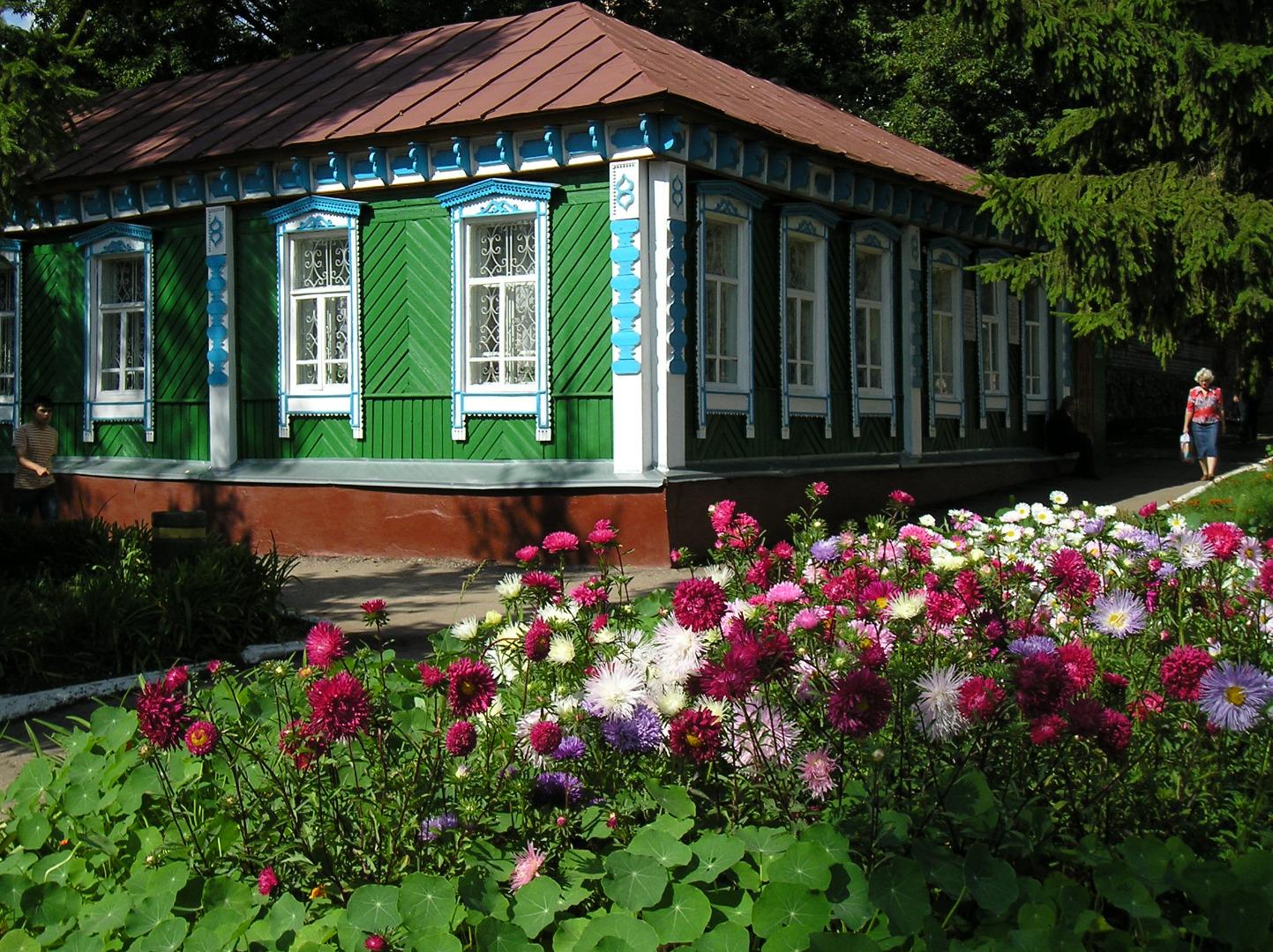 Литературно-мемориальный музей Ярослава Гашека, Бугульма