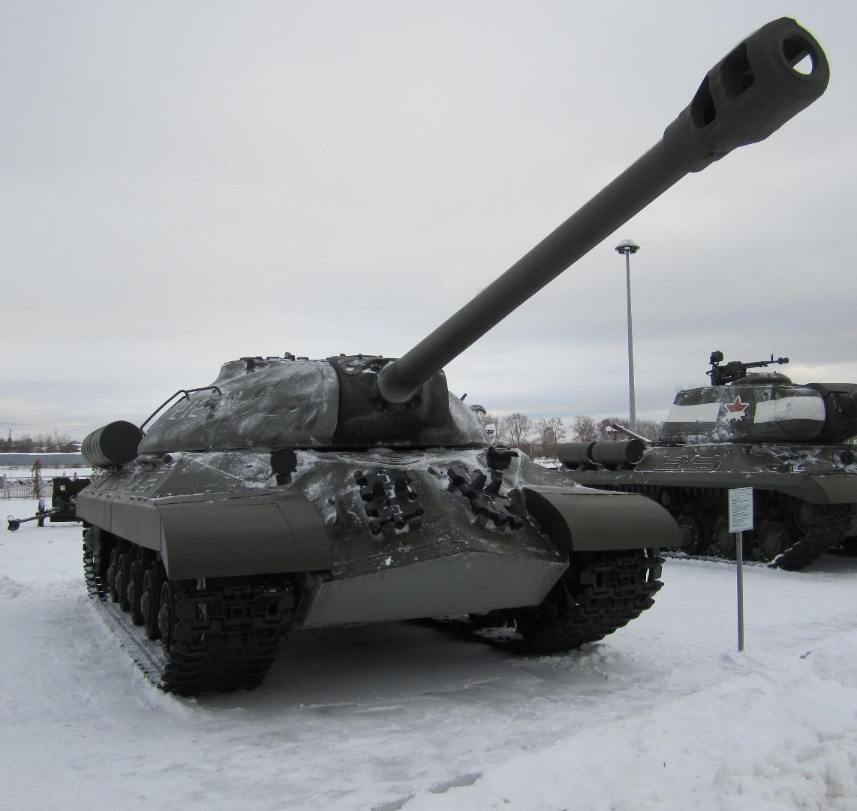 Музей военной техники «Боевая слава Урала», Верхняя Пышма
