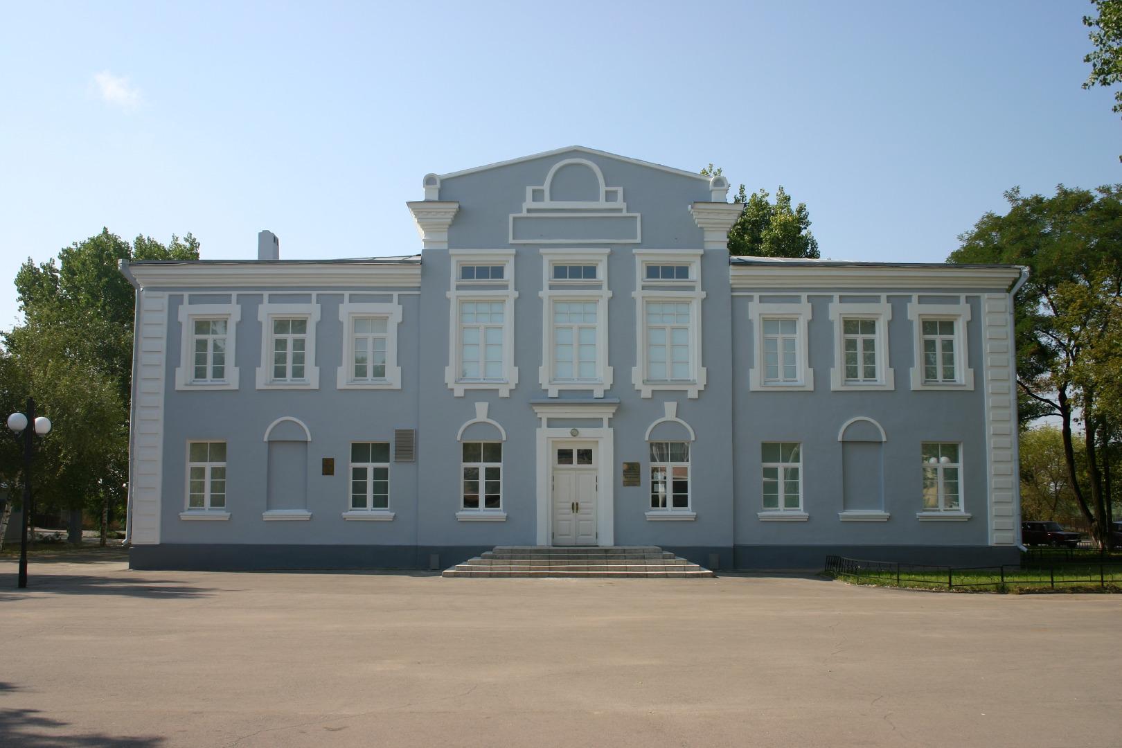 Историко-литературная экспозиция, Ольгинка