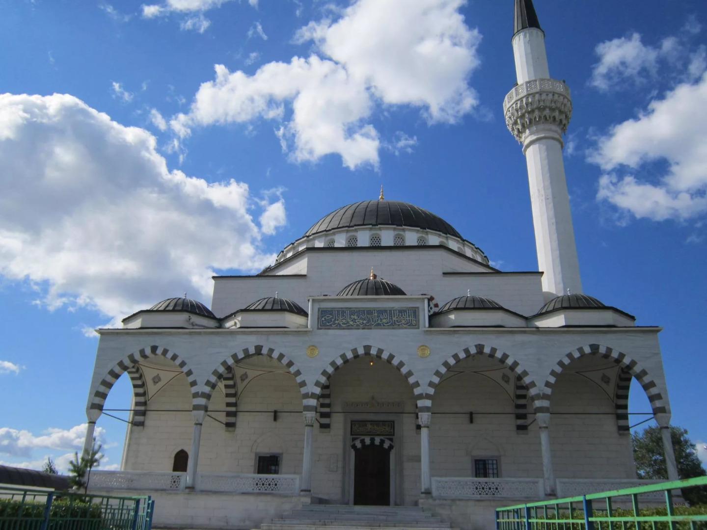 Медная мечеть им. Имама Исмаила аль-Бухари, Верхняя Пышма
