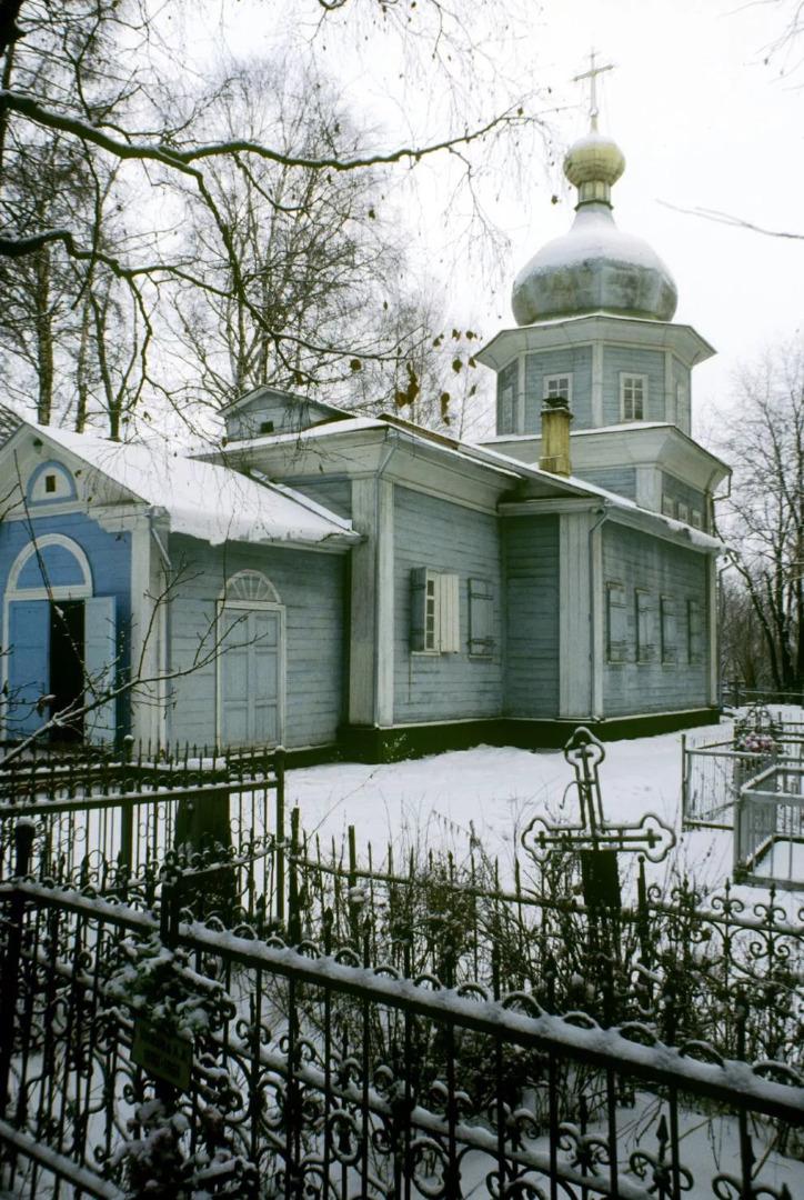 Успенская церковь, Вельск