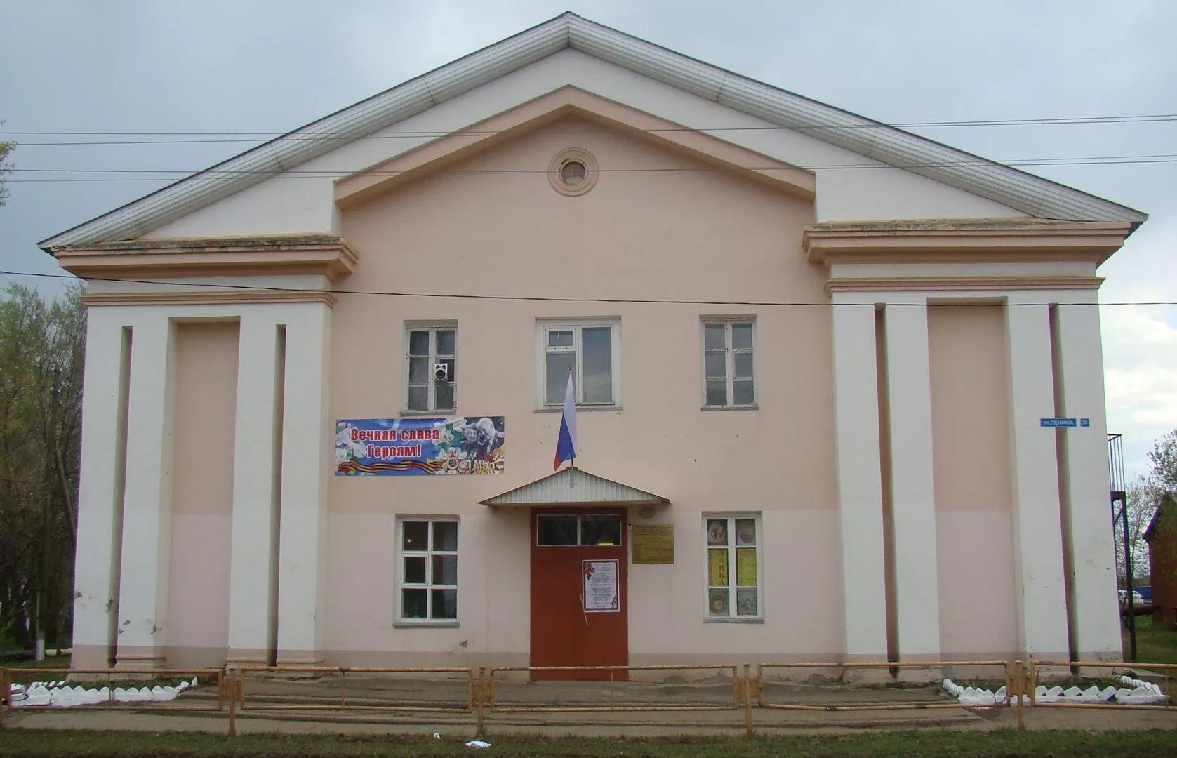 Верещагинский районный музейно-культурный центр, Верещагино