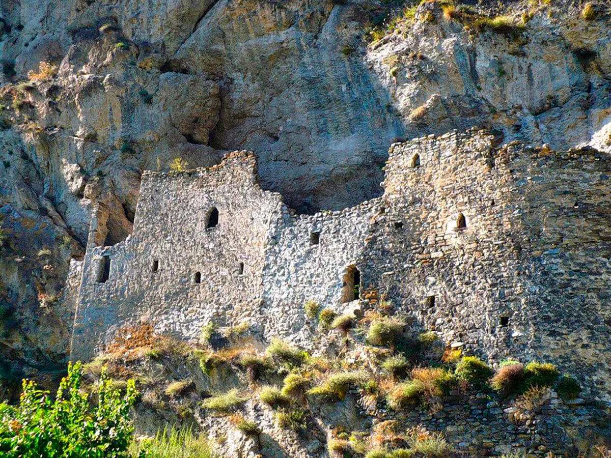 Дзивгисская крепость, Владикавказ