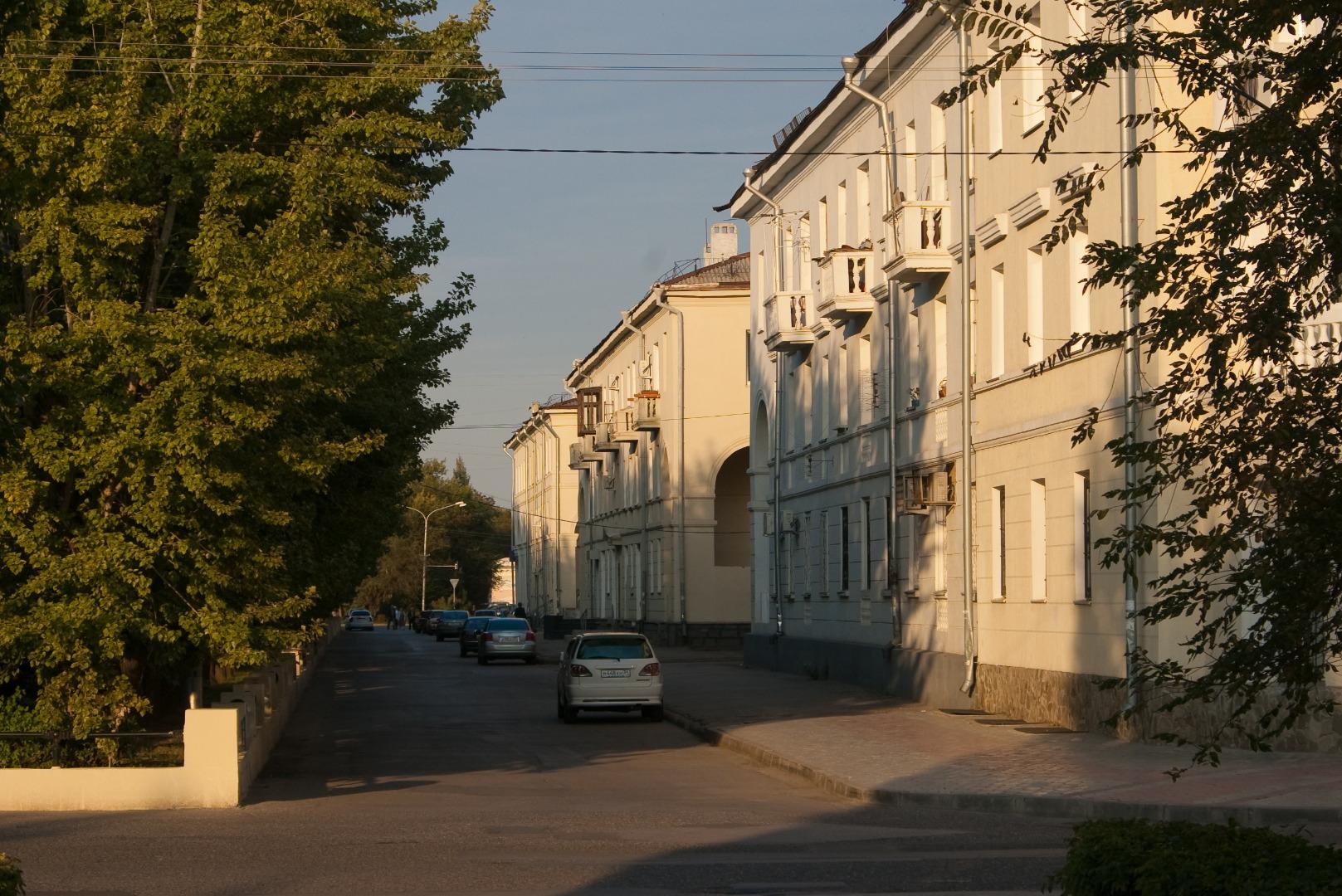 Улица Фонтанная, Волжский