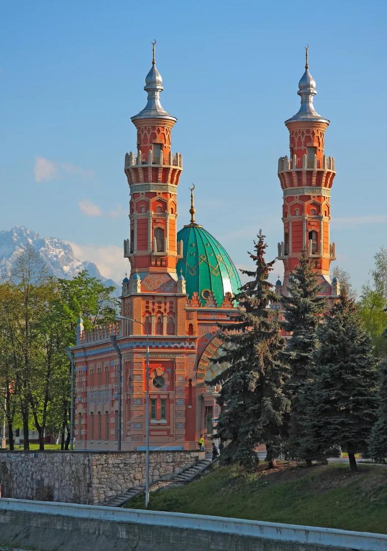 Суннитская Мечеть (Мечеть Мухтарова), Владикавказ