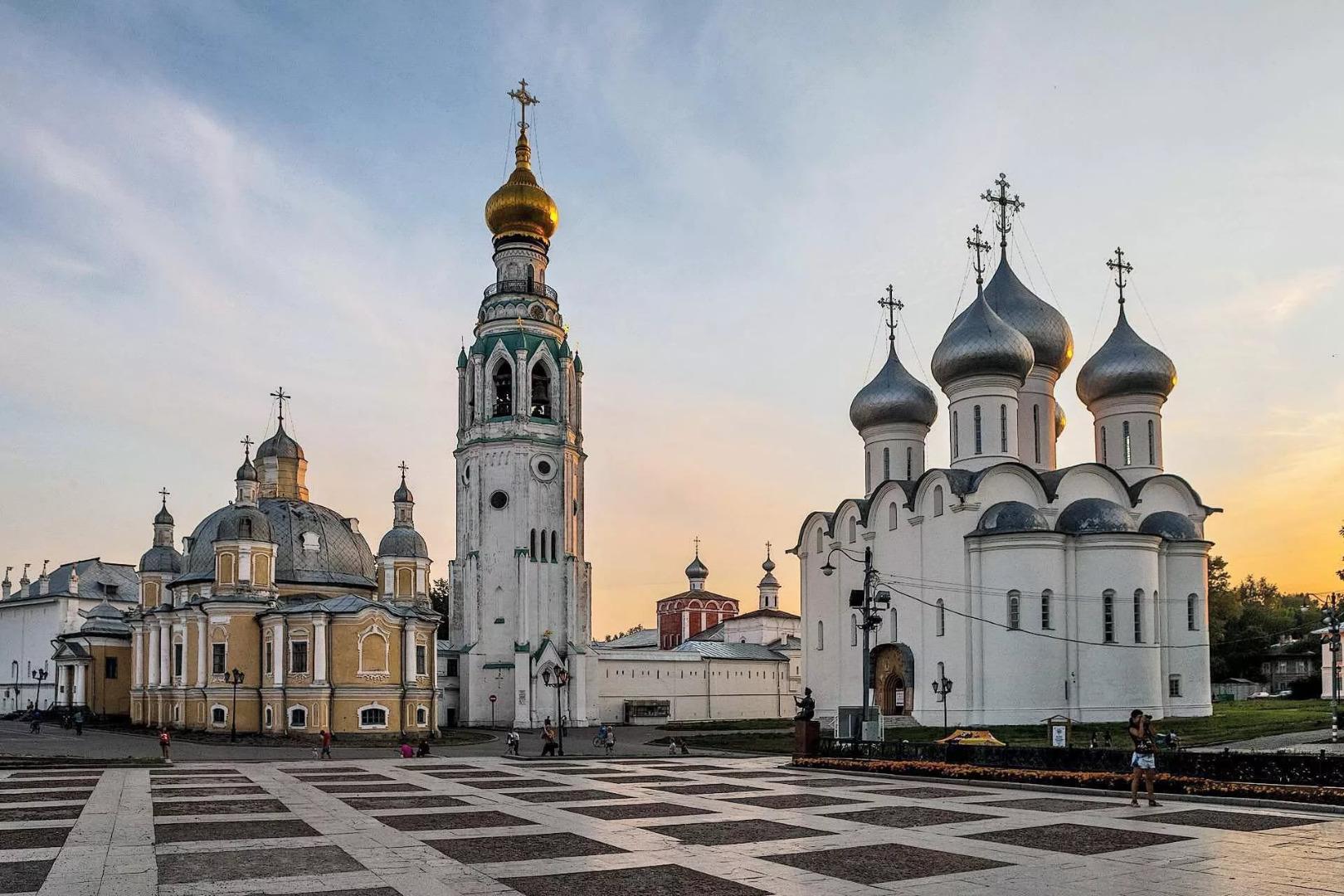 Вологодский Кремль, Вологда