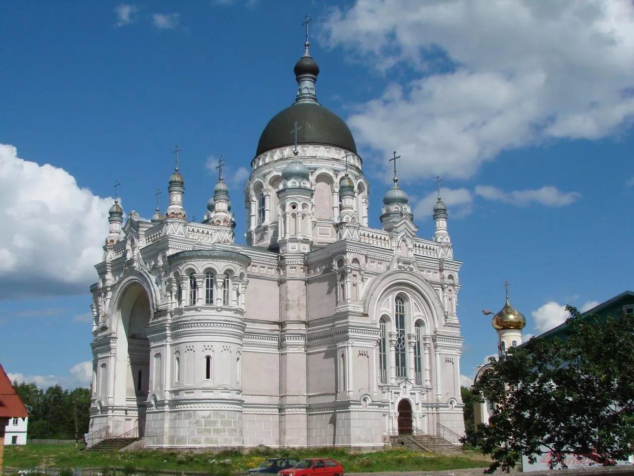 Казанский женский монастырь, Вышний Волочек