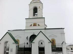 Церковь Иконы Божией Матери, Грязи