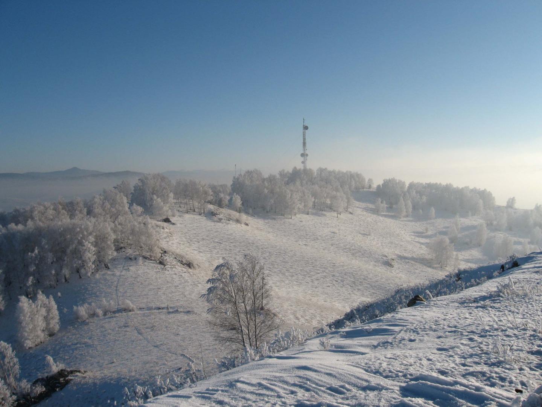 Гора Тугая, Горно-Алтайск