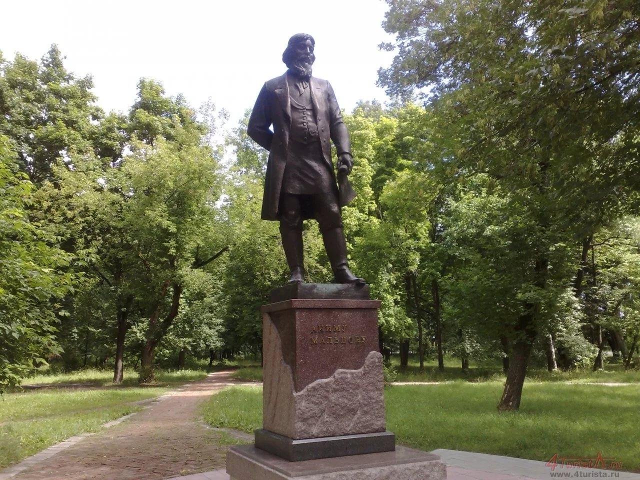 Памятник Акиму Мальцову, Гусь-Хрустальный