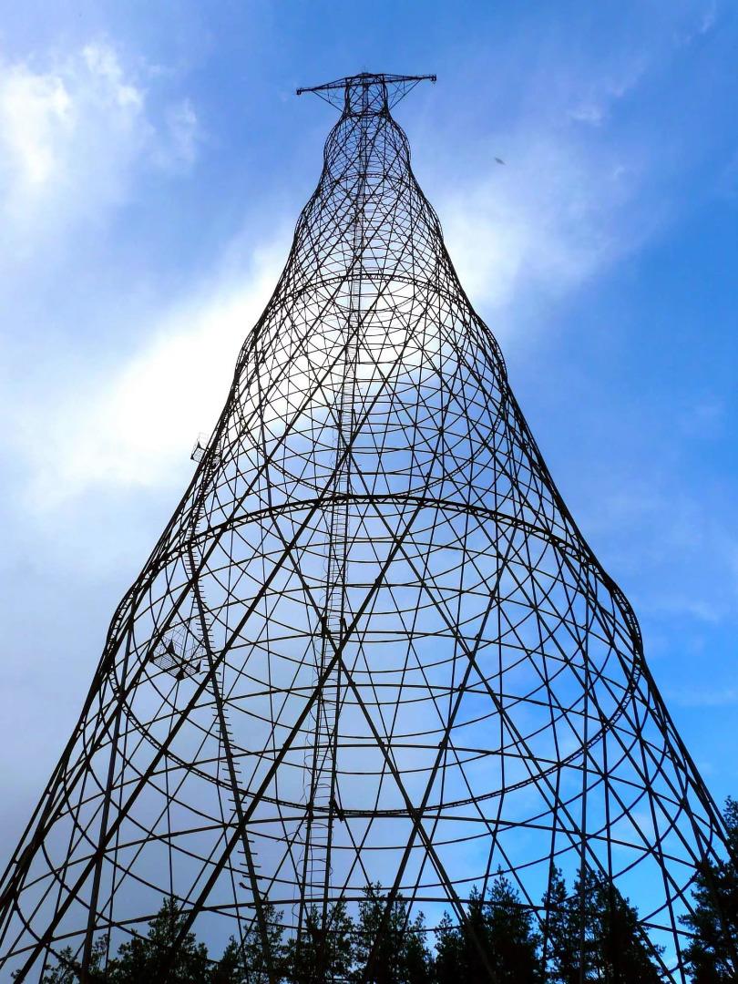 Шуховская башня на Оке, Дзержинск