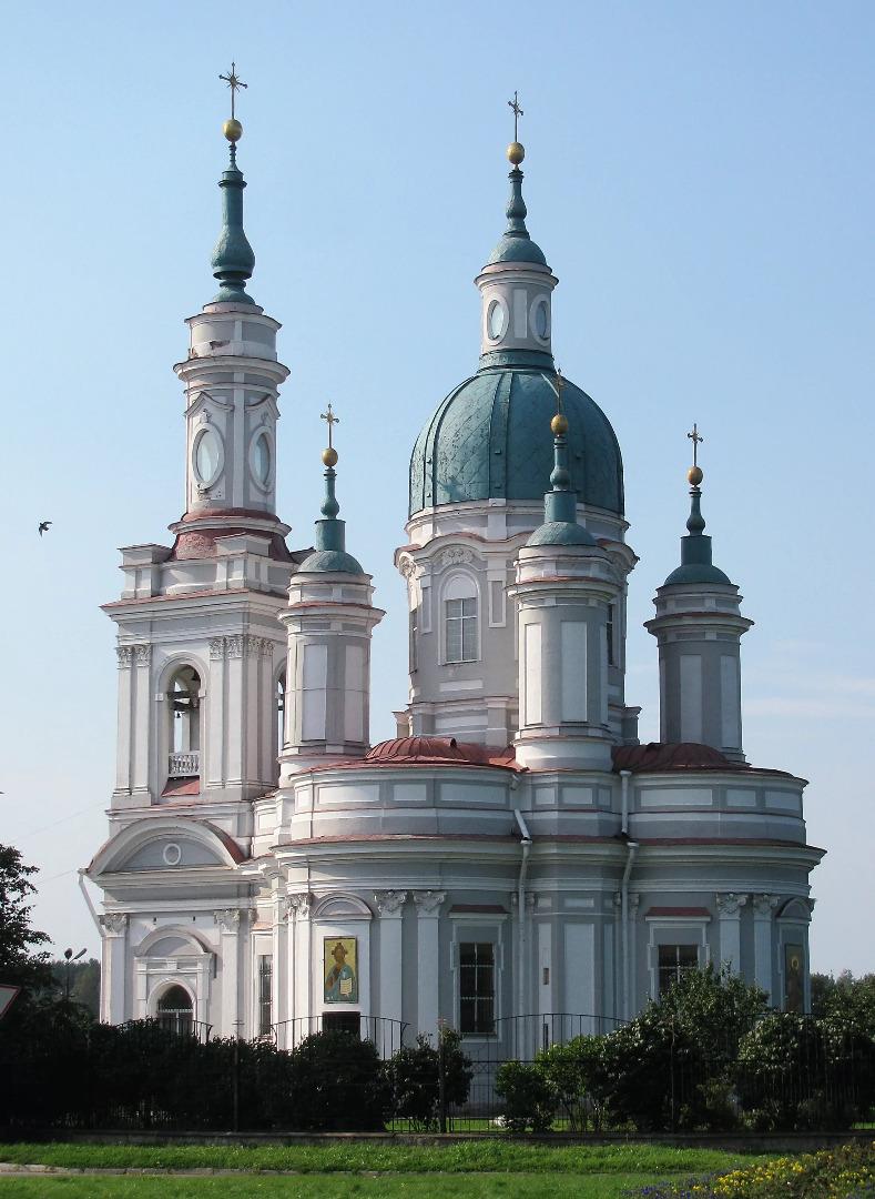 Собор Великомученицы Екатерины, Кингисепп