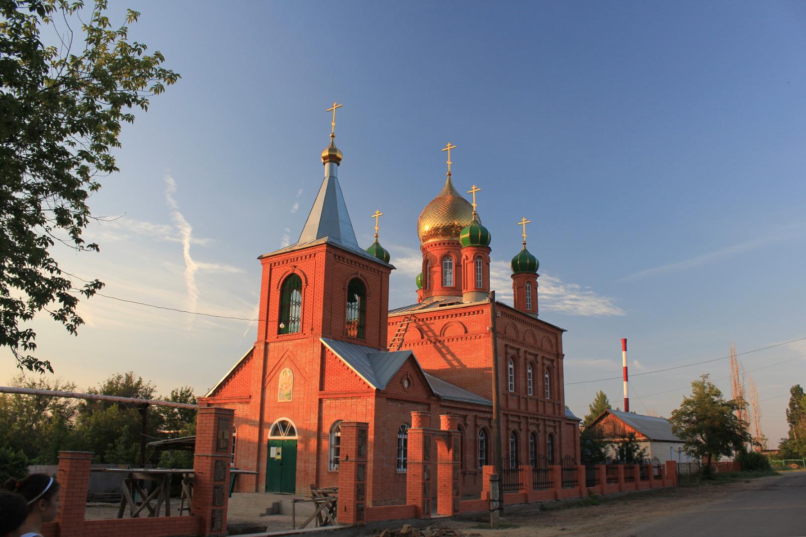 Церковь Троицы Живоначальной, Каменск-Шахтинский