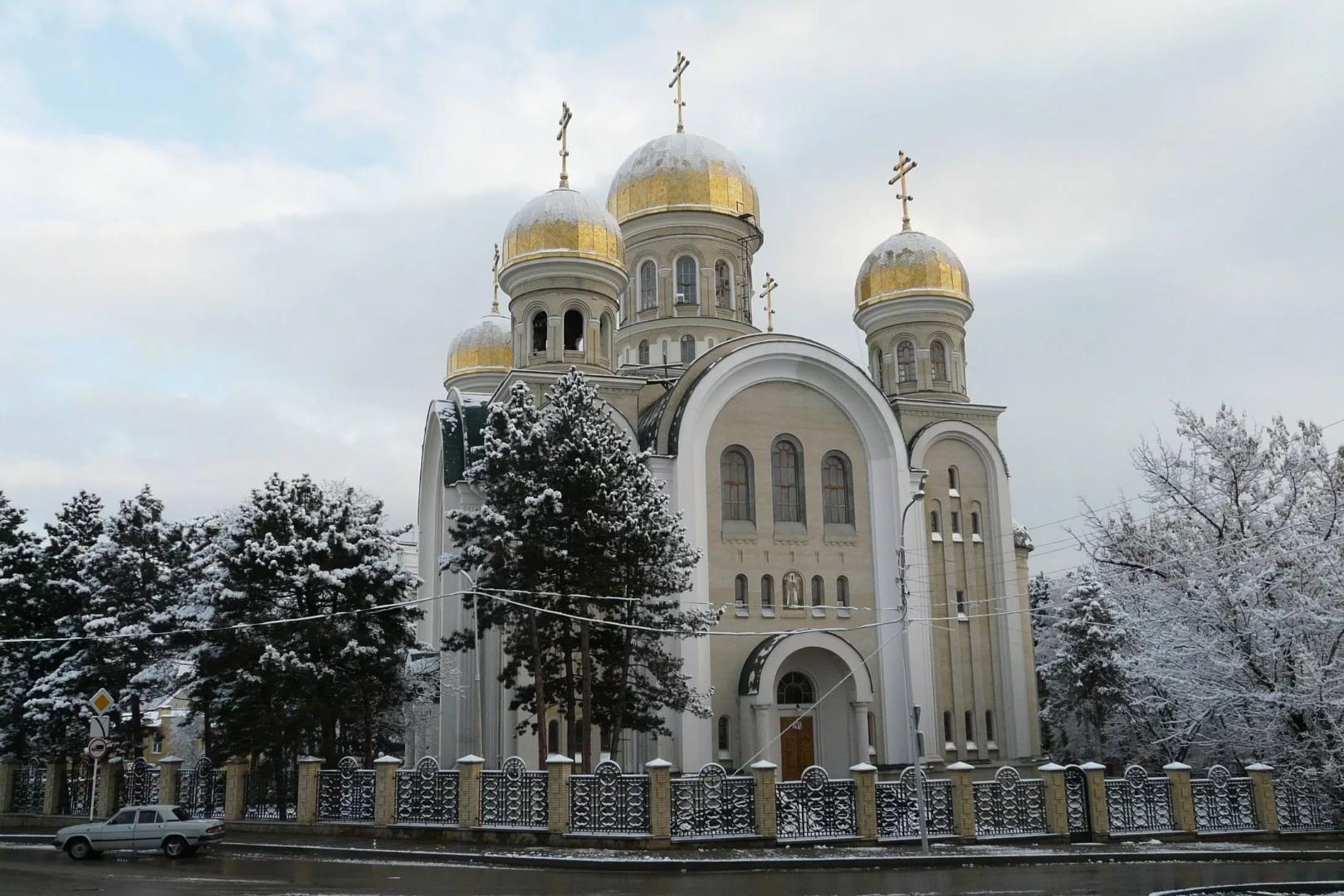 Собор Святителя Николая Чудотворца, Кисловодск