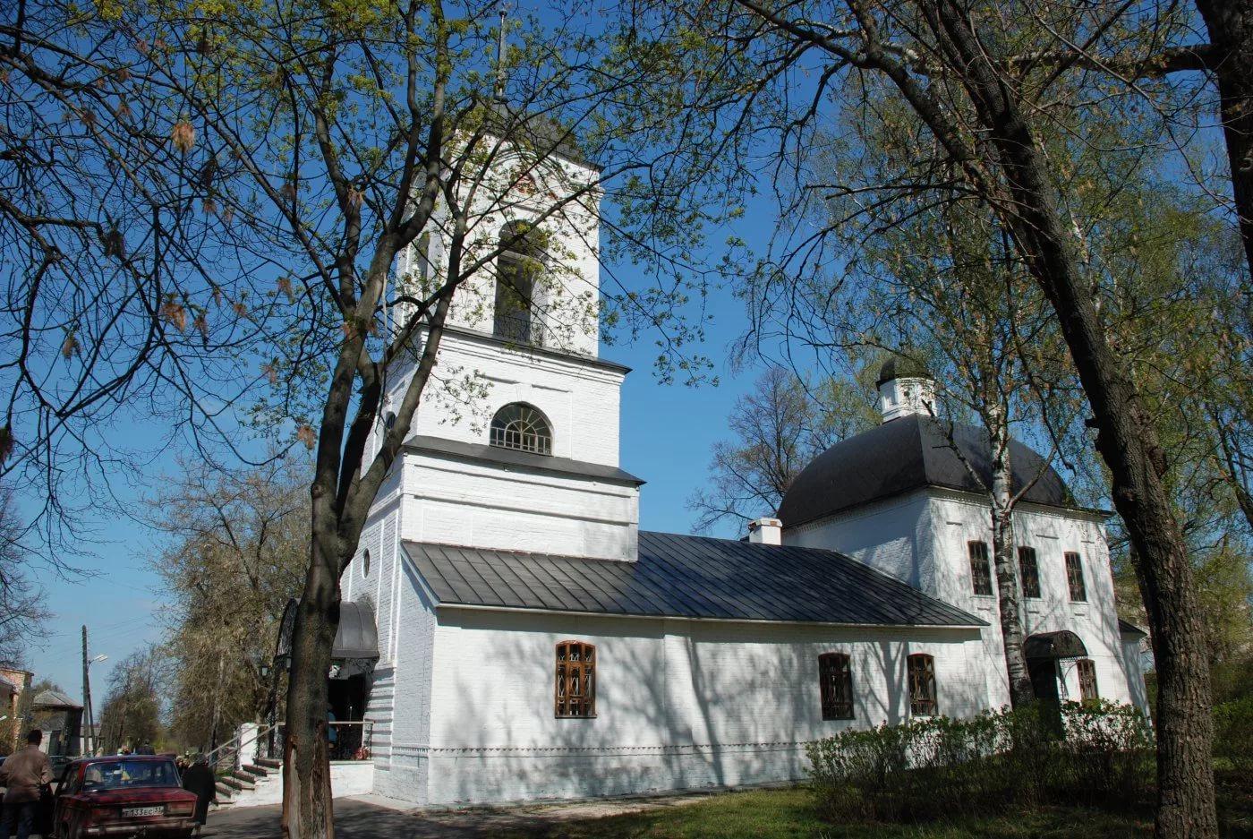 Церковь Иоанна Воина, Ковров