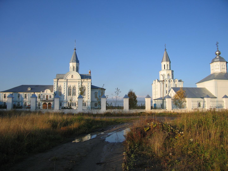 Николо-Коряжемский монастырь, Коряжма