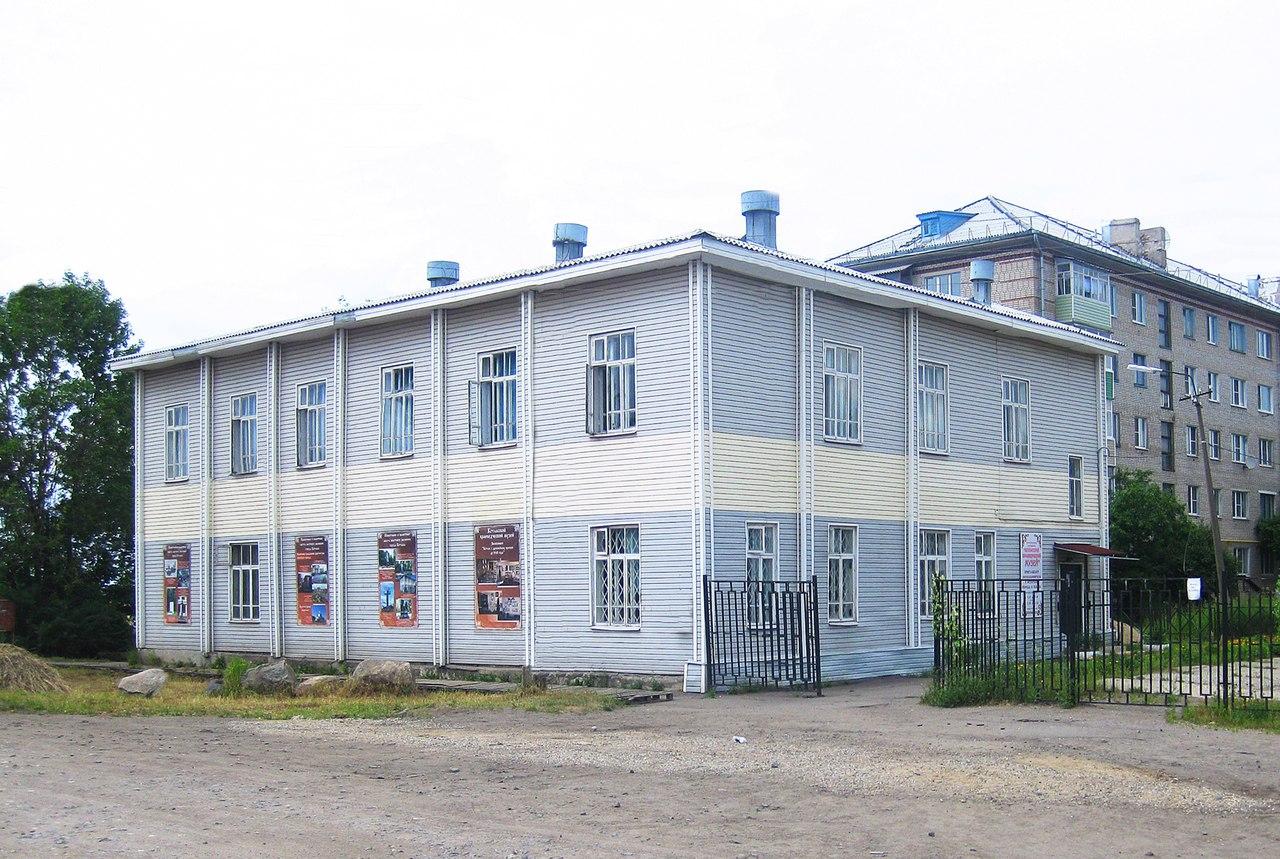 Котласский краеведческий музей, Котлас