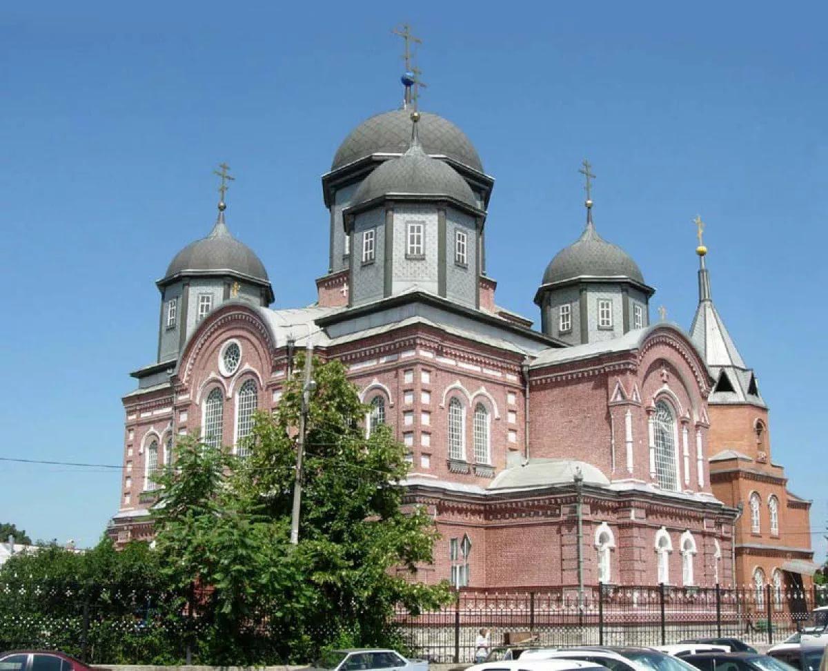 Свято–Покровский собор, Кропоткин