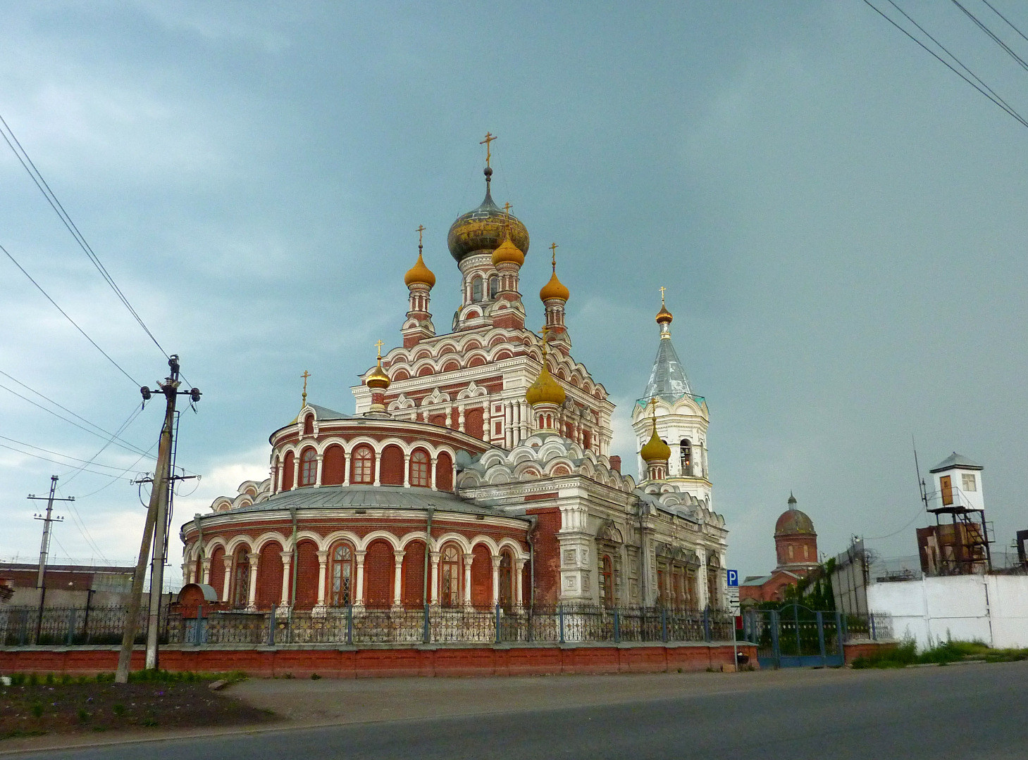 Никольский (Иоанно-Предтеченский) собор, Кунгур
