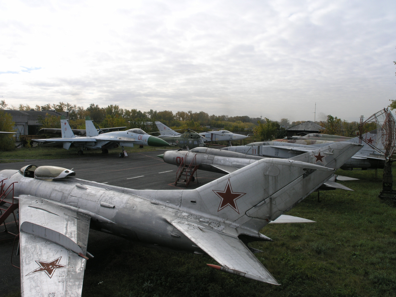 Курганский авиационный музей, Курган