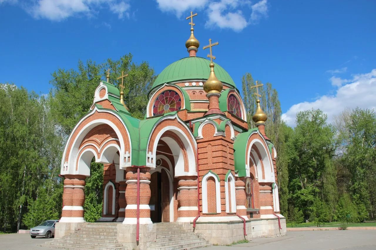 Храм-часовня Петра и Павла в Липецке, Липецк