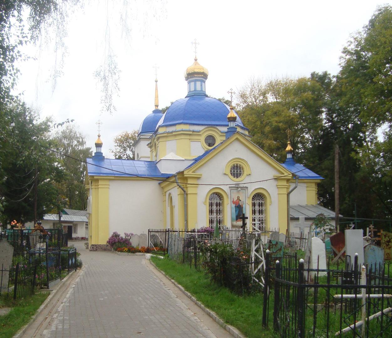 Преображенский храм, Липецк