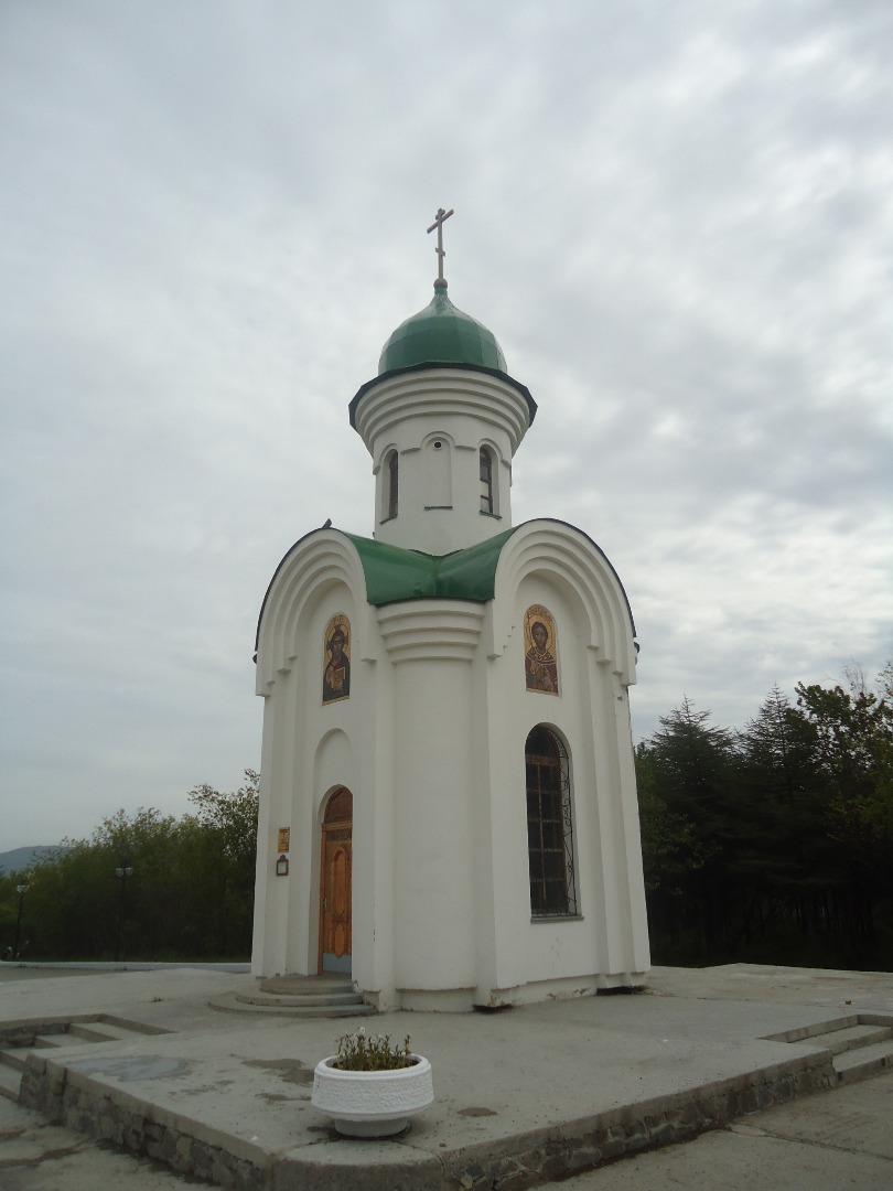 Часовня Георгию Победоносцу, Магадан