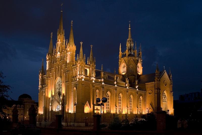 Кафедральный Собор Непорочного Зачатия Пресвятой Девы Марии, Москва