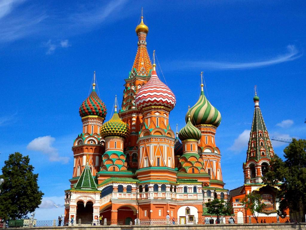 Покровский собор (Храм Василия Блаженного), Москва