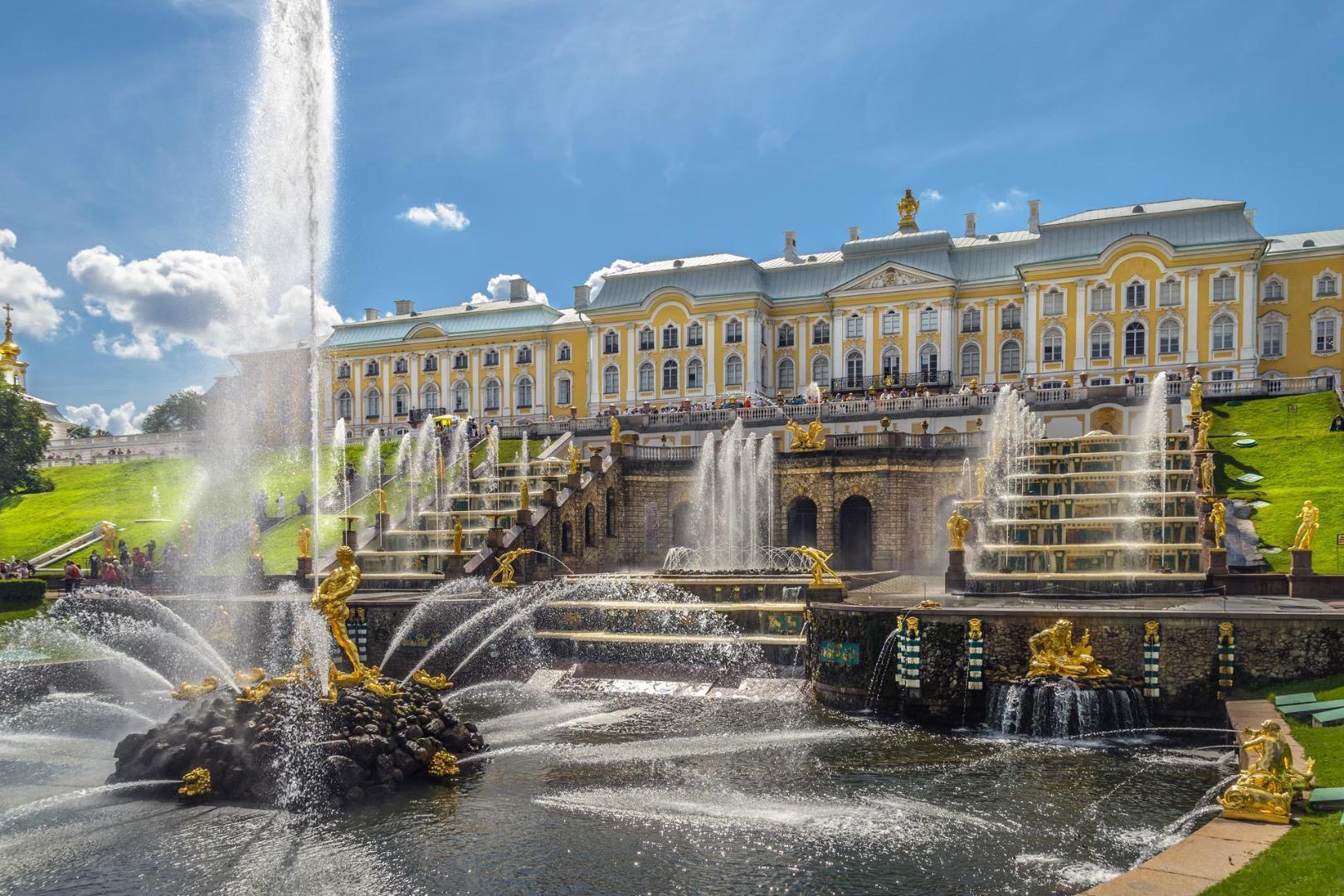 Петергоф, Санкт-Петербург (Петергоф)