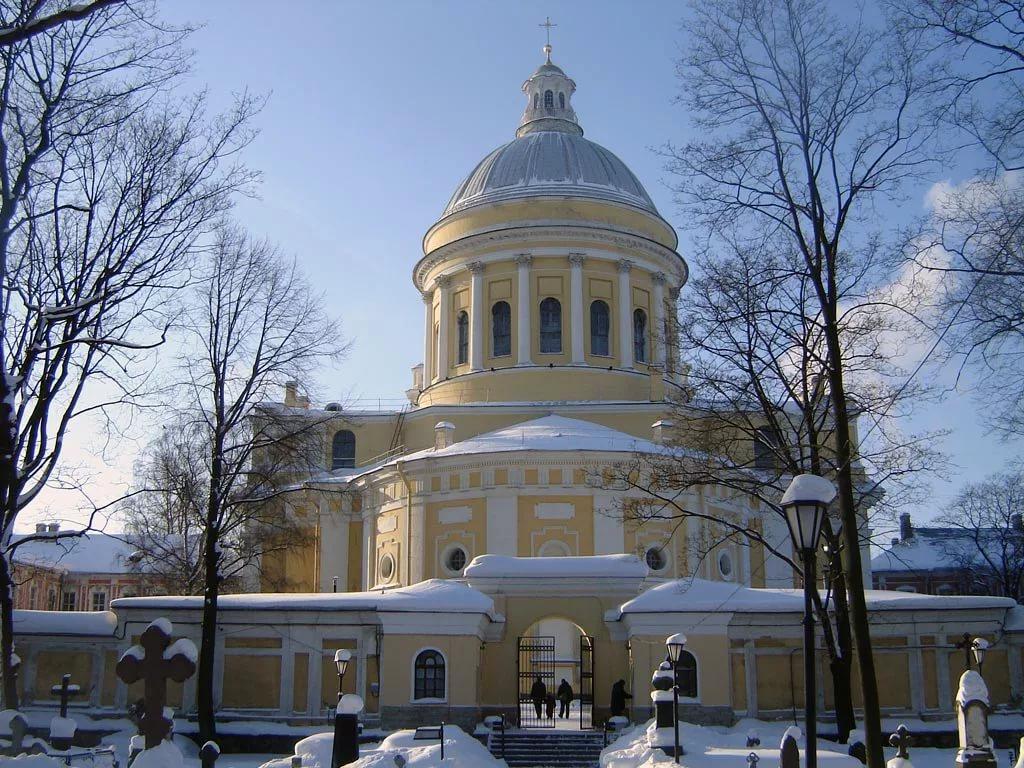 Александро-Невская лавра, Санкт-Петербург