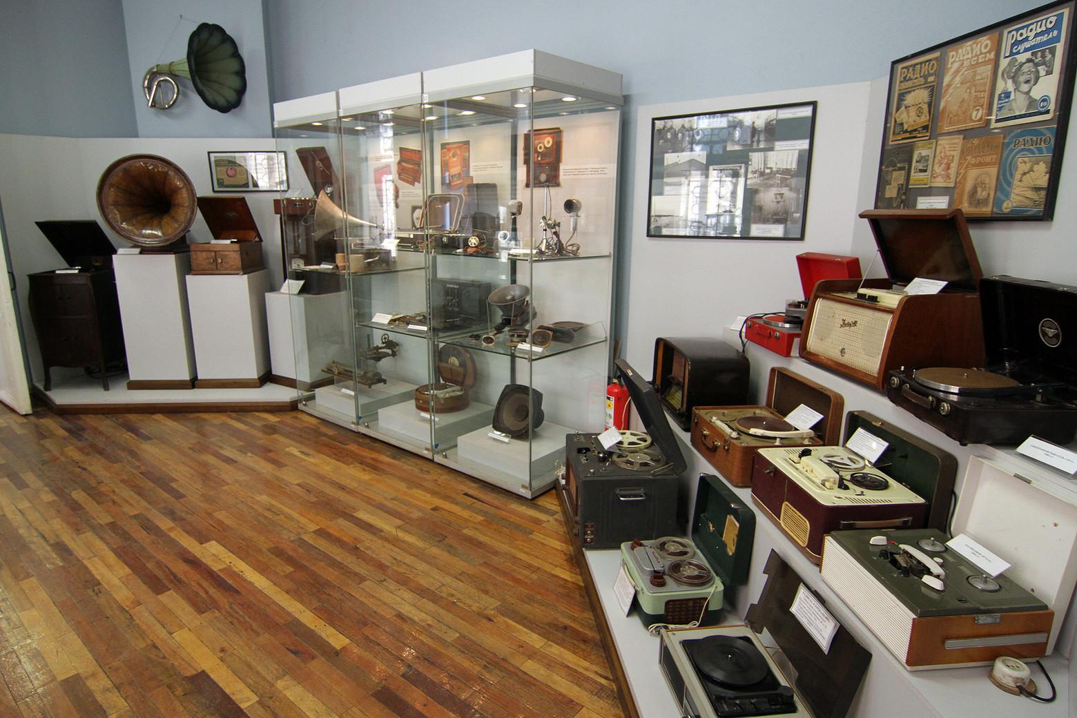 Музей радио им. А.С.Попова, Екатеринбург