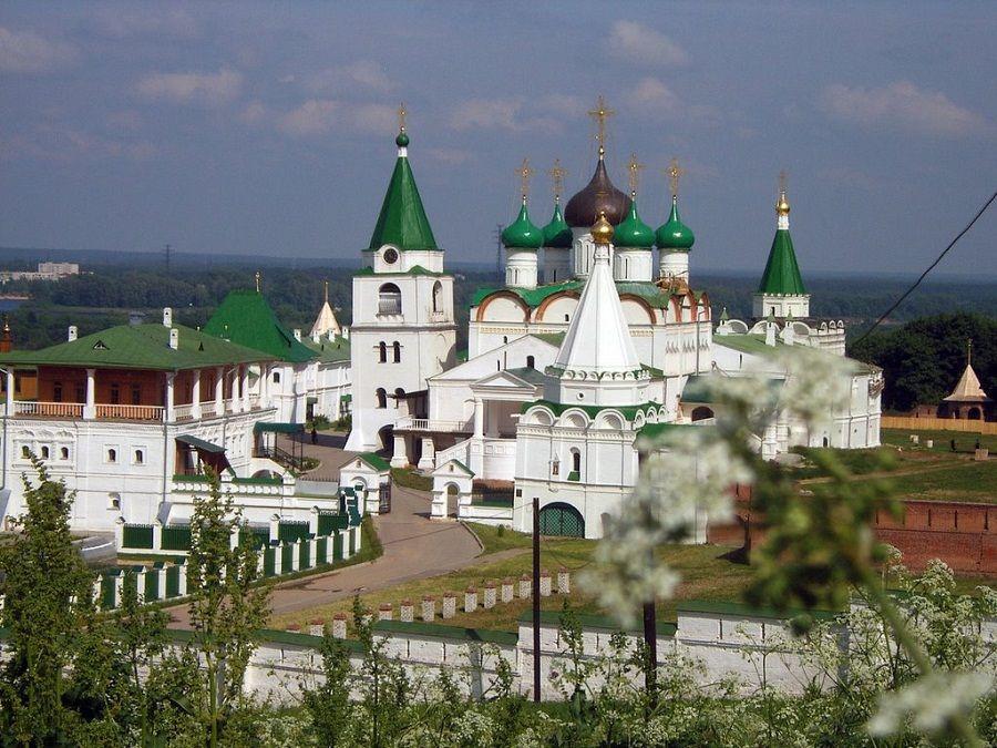 Вознесенский Печерский монастырь, Нижний Новгород