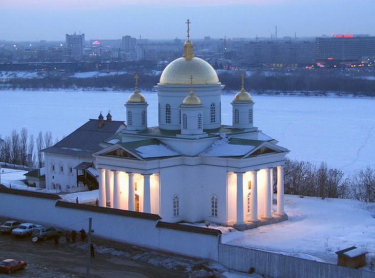 Благовещенский монастырь, Нижний Новгород